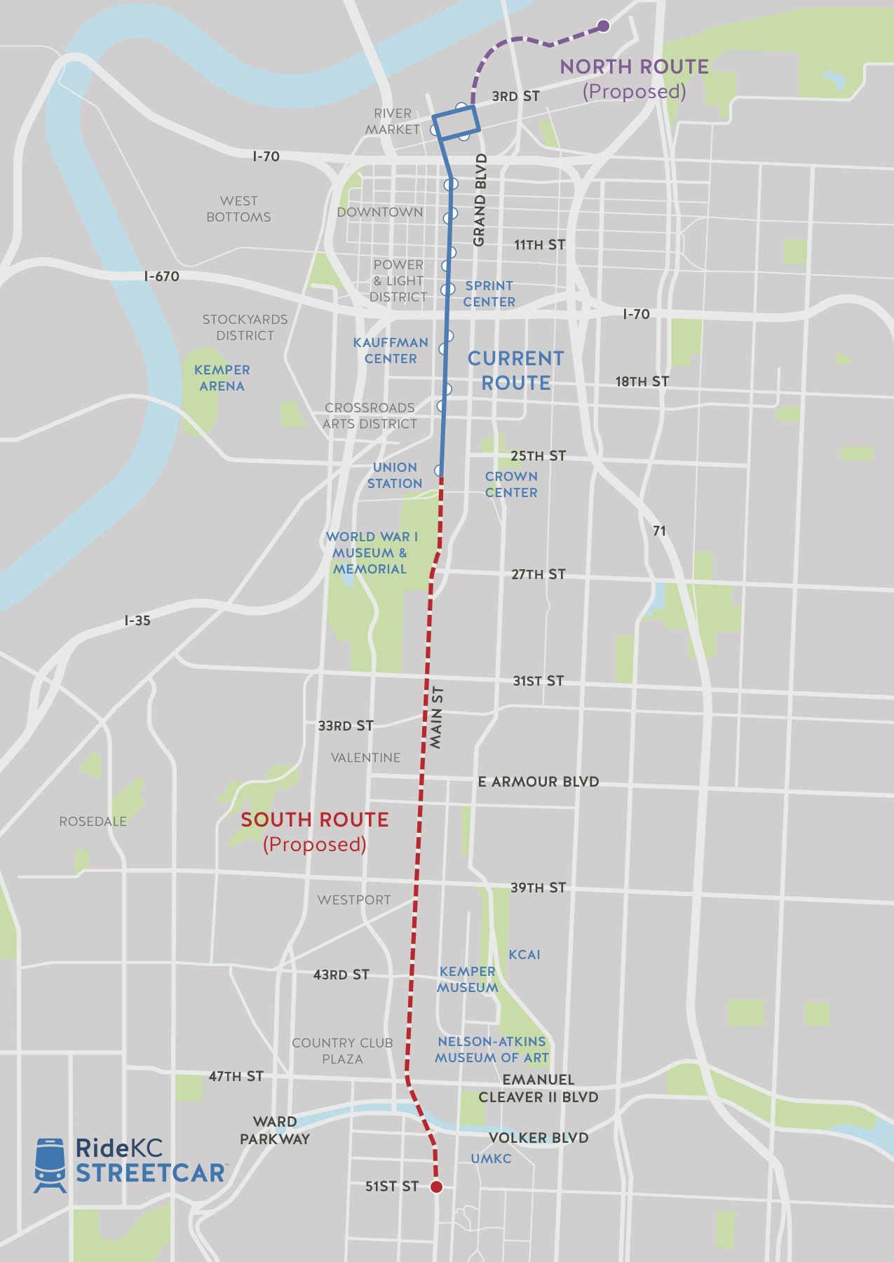 KC Streetcar | Plans to Extend Streetcar to UMKC