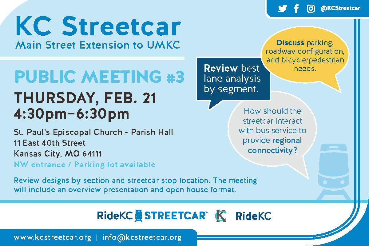 KC Streetcar | Main Street Extension on